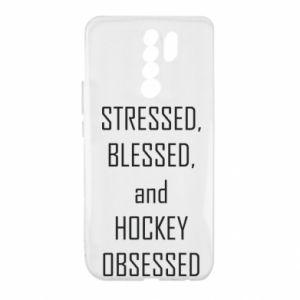 Xiaomi Redmi 9 Case Hockey