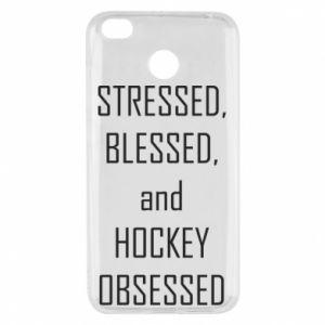 Xiaomi Redmi 4X Case Hockey