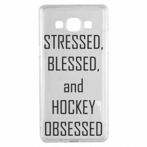 Samsung A5 2015 Case Hockey