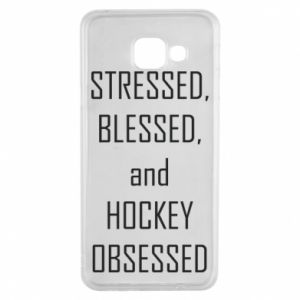 Samsung A3 2016 Case Hockey