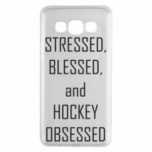 Samsung A3 2015 Case Hockey