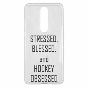 Nokia 5.1 Plus Case Hockey