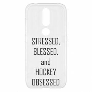 Nokia 4.2 Case Hockey