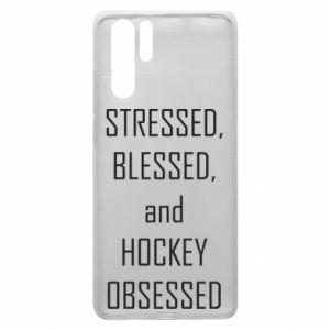 Huawei P30 Pro Case Hockey