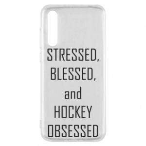 Huawei P20 Pro Case Hockey