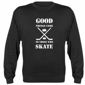 Bluza (raglan) Good skate - PrintSalon