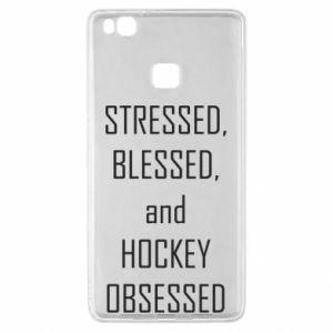 Huawei P9 Lite Case Hockey