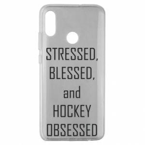 Huawei Honor 10 Lite Case Hockey