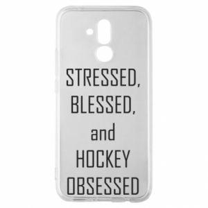 Huawei Mate 20Lite Case Hockey