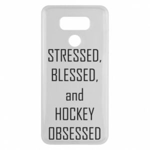 LG G6 Case Hockey