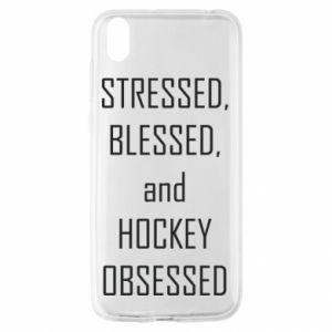 Huawei Y5 2019 Case Hockey
