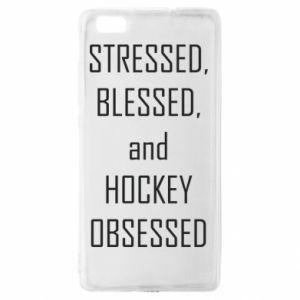 Huawei P8 Lite Case Hockey