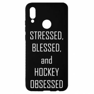 Huawei P Smart 2019 Case Hockey