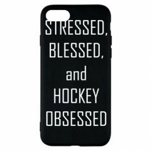 iPhone SE 2020 Case Hockey
