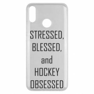 Huawei Y9 2019 Case Hockey