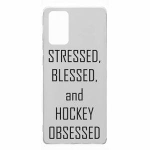 Samsung Note 20 Case Hockey