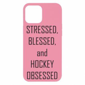 iPhone 12 Pro Max Case Hockey