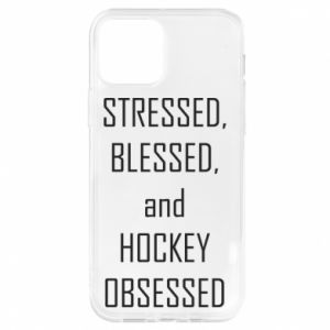 iPhone 12/12 Pro Case Hockey