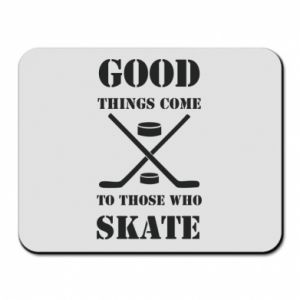Mouse pad Good skate
