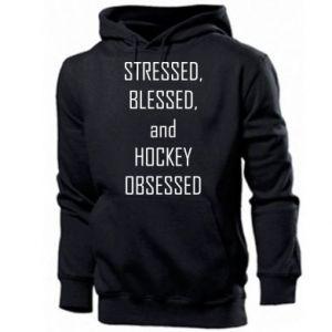 Men's hoodie Hockey