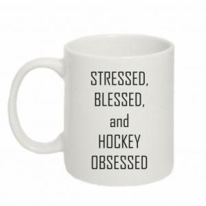 Mug 330ml Hockey