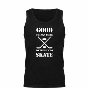 Męska koszulka Good skate - PrintSalon