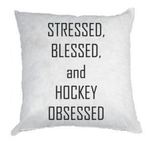 Poduszka Hokej