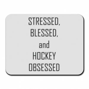 Mouse pad Hockey
