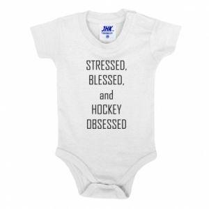 Baby bodysuit Hockey