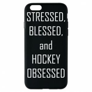 Etui na iPhone 6/6S Hokej