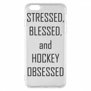 iPhone 6 Plus/6S Plus Case Hockey