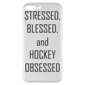 Etui na iPhone 7 Plus Hokej
