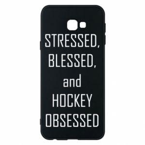 Samsung J4 Plus 2018 Case Hockey