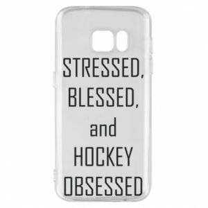 Etui na Samsung S7 Hokej