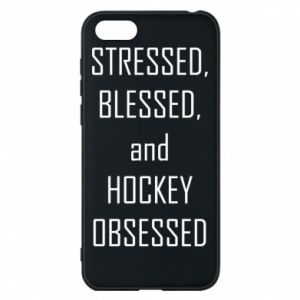 Huawei Y5 2018 Case Hockey