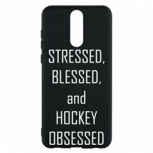 Huawei Mate 10 Lite Case Hockey