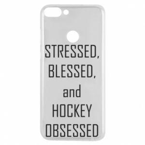 Etui na Huawei P Smart Hokej