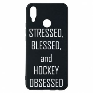 Etui na Huawei P Smart Plus Hokej