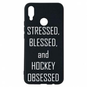 Huawei P Smart Plus Case Hockey