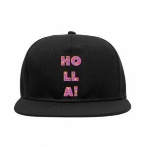 Snapback Holla!