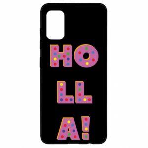 Etui na Samsung A41 Holla!