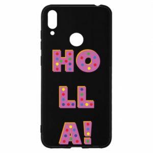 Huawei Y7 2019 Case Holla!