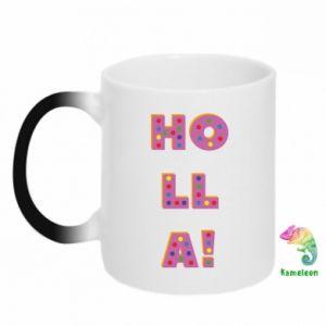 Magic mugs Holla!