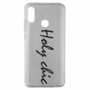 Etui na Huawei Honor 10 Lite Holy chic