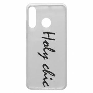 Etui na Huawei P30 Lite Holy chic