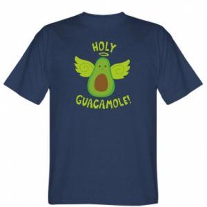 Koszulka Holy guacamole inscription