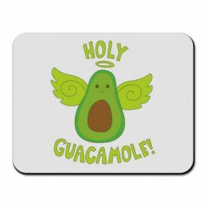 Podkładka pod mysz Holy guacamole inscription