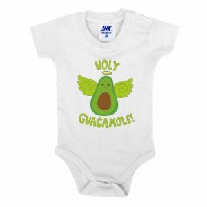 Body dla dzieci Holy guacamole inscription