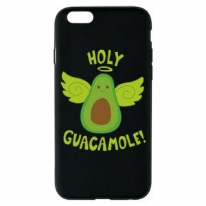 Etui na iPhone 6/6S Holy guacamole inscription