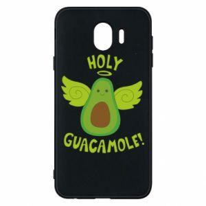 Etui na Samsung J4 Holy guacamole inscription